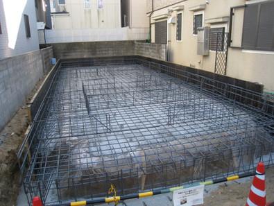 新築工事がスタートします。。。