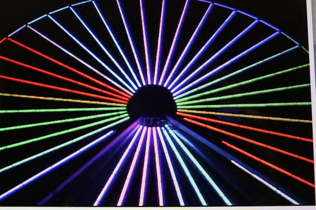Wildwood ferris wheel