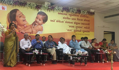 Felicitation Event by AMC, by City Mayor