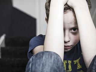 Ocho de cada diez niñas y niños víctimas de violencia tienen vínculo filial con su agresor