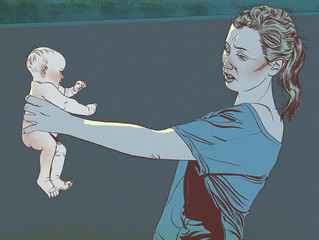 Depresión 'sonriente', mujeres que ocultan su dolor por miedo a ser malas madres