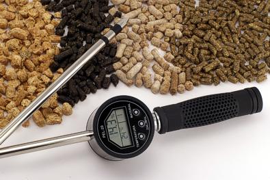 Moisture Meter for Pellets PEL-20