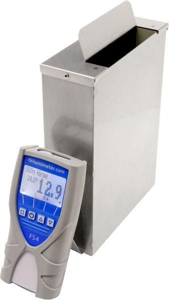 Humimeter FS4 Grain & special fruit moisture analyzer