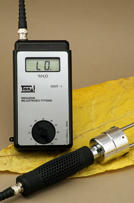 Moisture Meter for Tobacco WWT-1