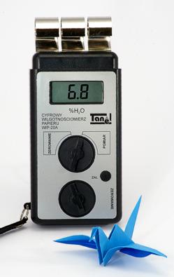 Moisture Meter WIP-20A