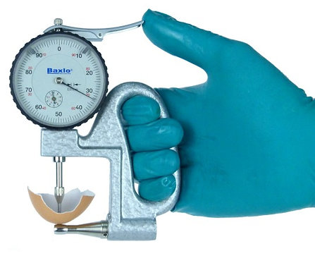 Eggshell Thickness Gauge 3001