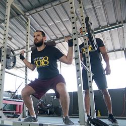 Entrenamiento personal squat