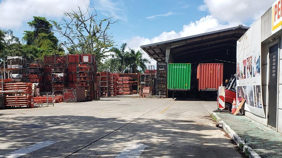 Bodega y Terreno-Industrial, Juan Diaz
