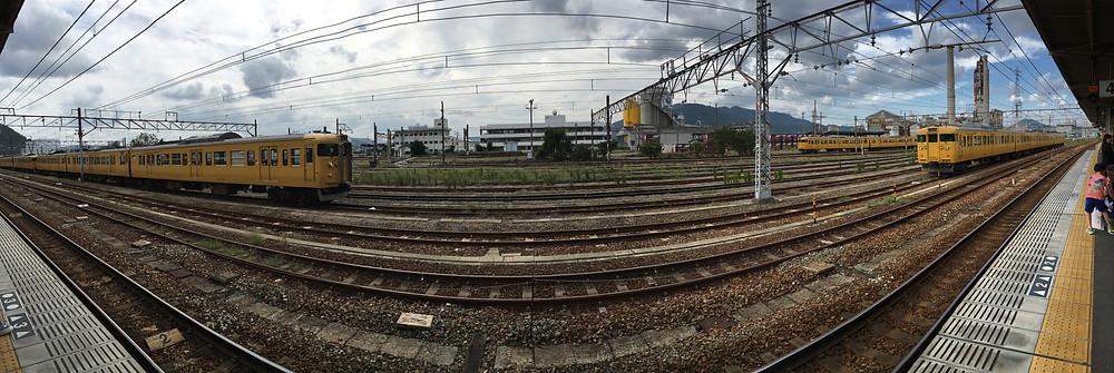 JR Sanyo Line, Japan