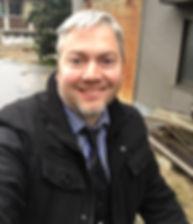 Richad Freeman - site creator / blogger