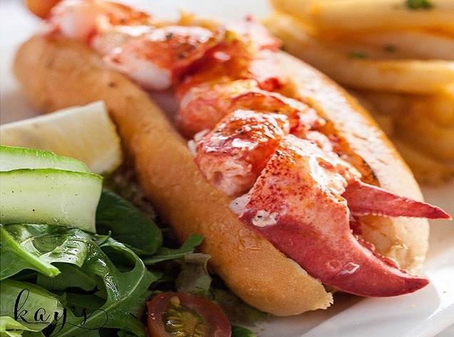 Lobster roll KL