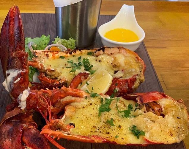 Lobster steak house