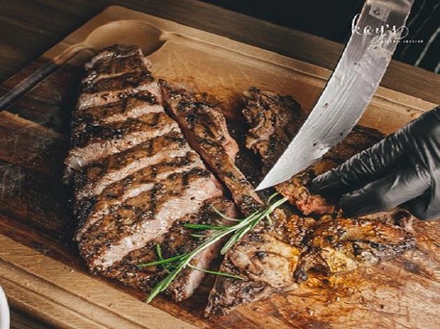 Prime Steak Restaurant KL Menu