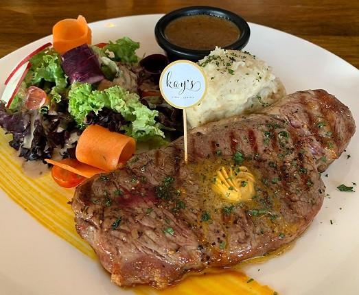 Tomahawk Steak Recipe KL