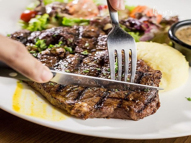 Prime Steak Restaurant Menu KL