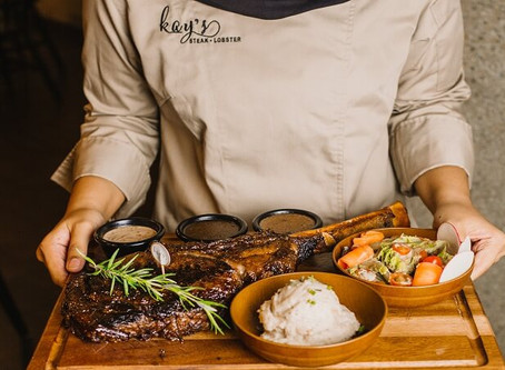 Enjoy Australian Wagyu Tomahawk Steak at Competitive Price!