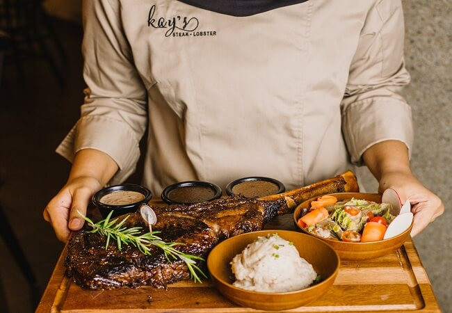 Australian Wagyu Tomahawk Steak