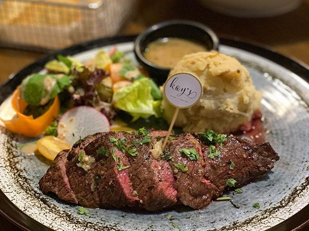 Best Steak in KL Halal