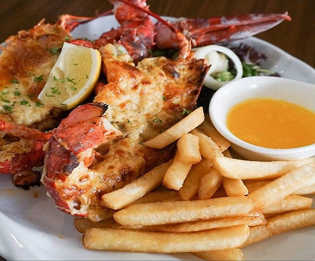 fresh lobster KL malaysia