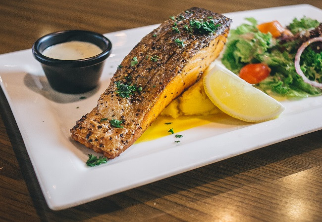 Norwegian Salmon