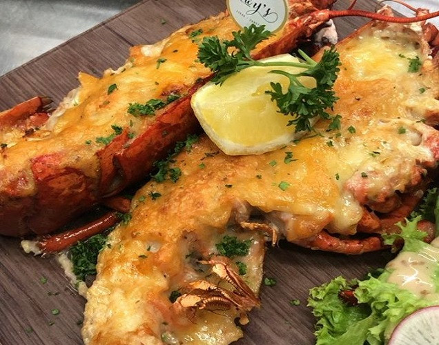 Lobster Thermidor KL