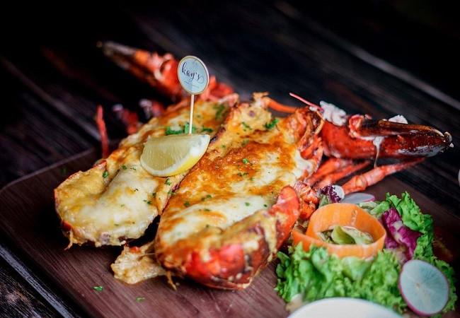 US fresh lobster