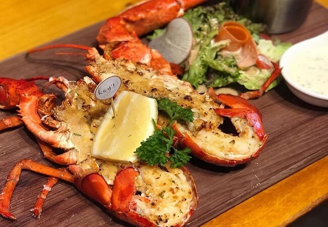 Lobster Garlic Butter