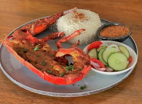 Enjoy Festive Celebrations with Lobster Percik At This Hari Raya
