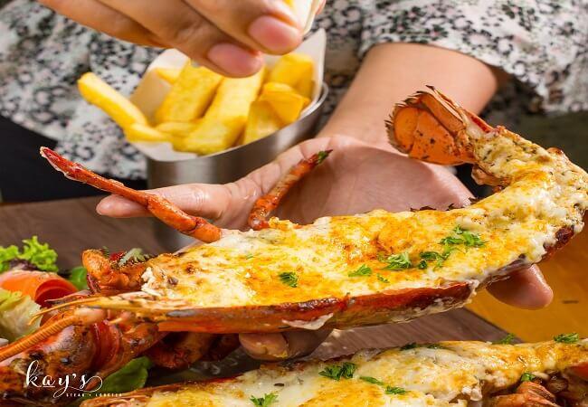 Lobster Lemon Aioli