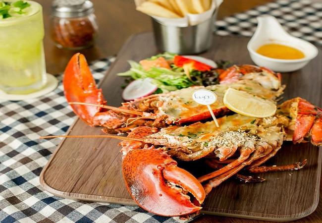 fresh lobster Malaysia