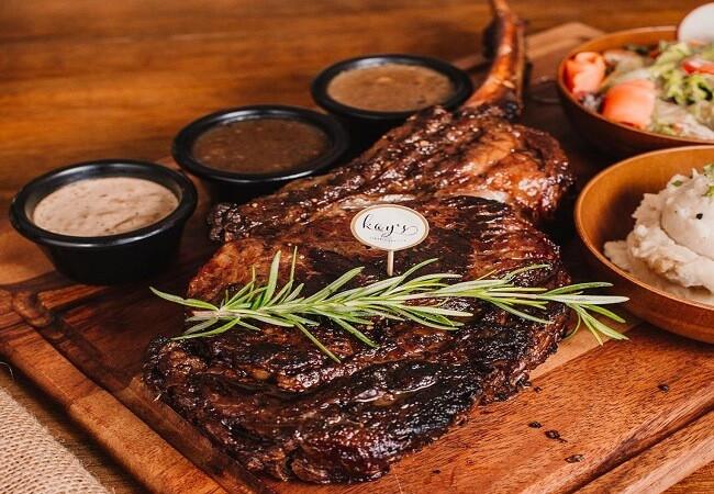 Stanbroke Angus Tomahawk Steak
