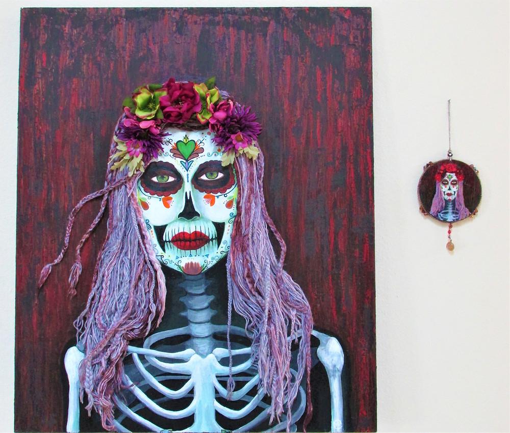 Eileen A Art - Catrina