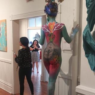 Alive Art Group exhibit 6 ea-art com