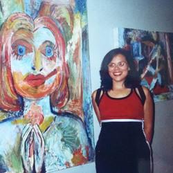 Eileen A Art 1996