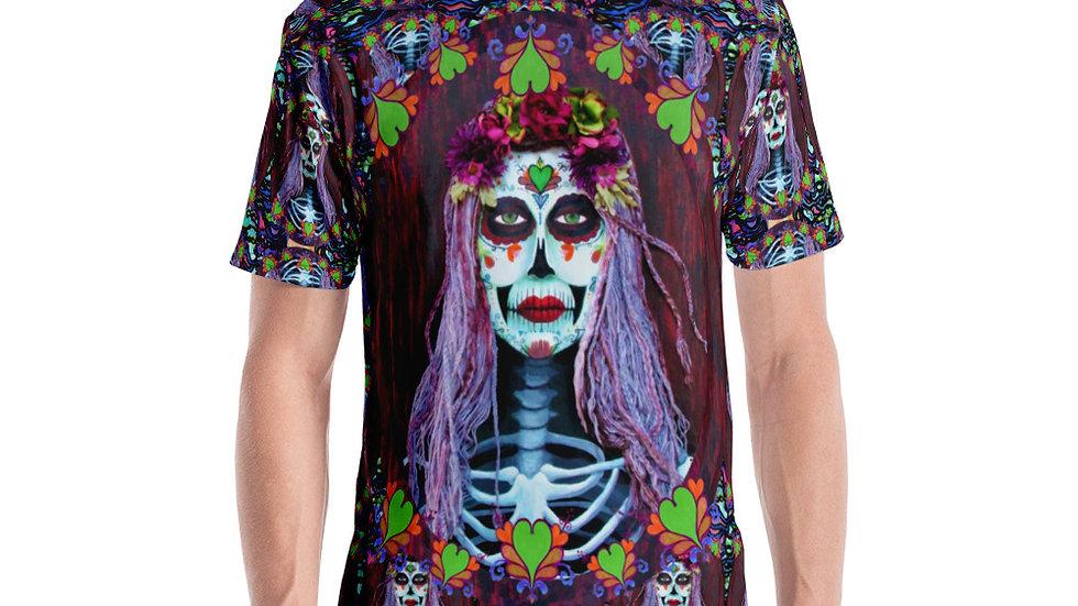 """Men's T-shirt """"Sanhaim Parade Catrina"""""""