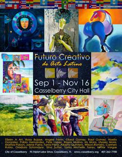 Futuro Creativo de Artistas Latinos