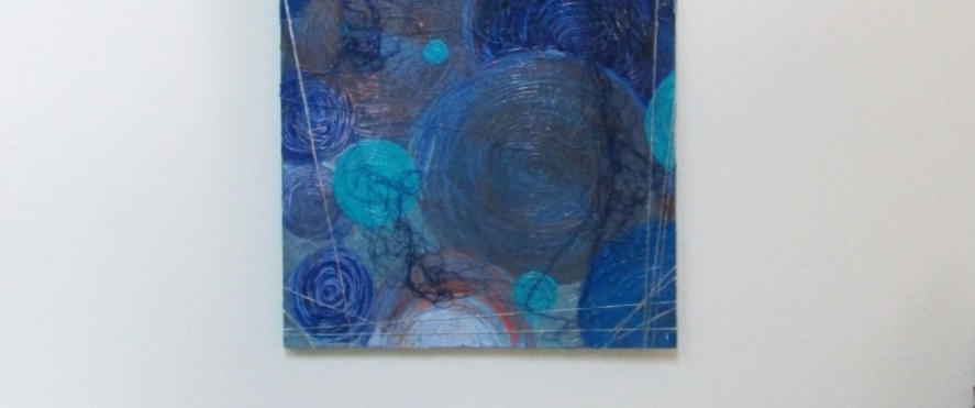 The blues  (Sold)