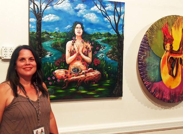 Alive Art Group exhibit 7 ea-art com eileenaart