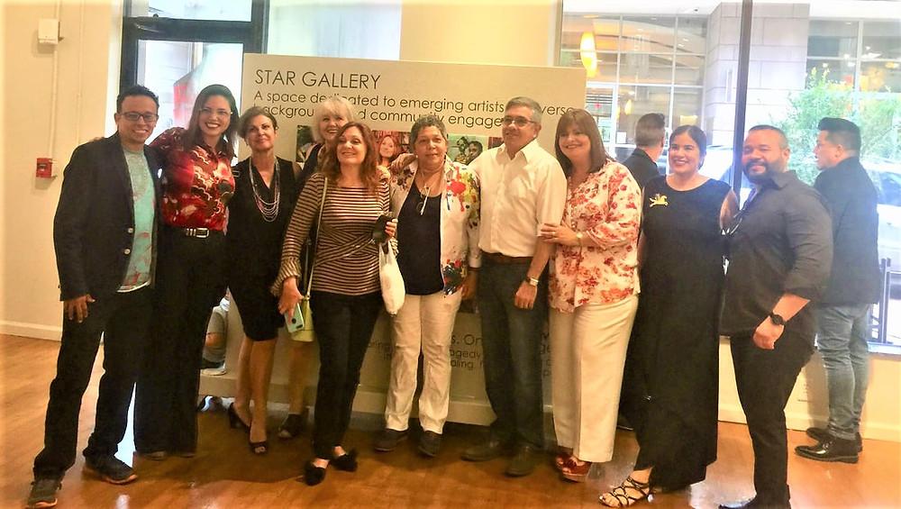 Alive Art Group Exhibit Orlando Florida 2018