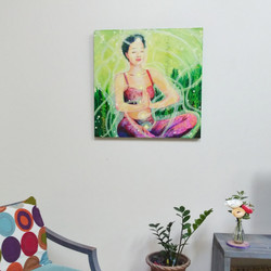 within eileen a art  painting