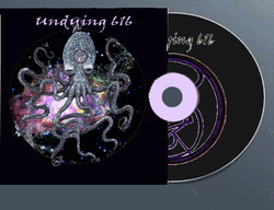 undying cd cover art by eileenaart