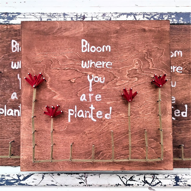 STRING ART QUOTES eileen a