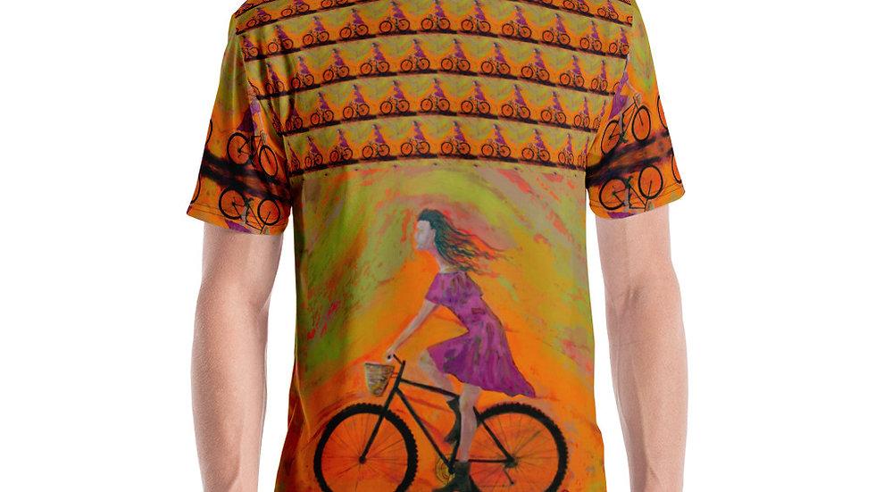 Men's T-shirt Bike