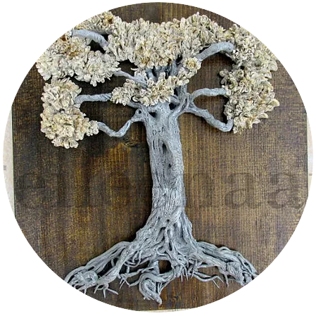 LOVE LOCKS TREE FOR WEDDING AND ANNIVERSARY eileen a art