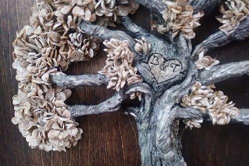 love locks tree by eileenaart
