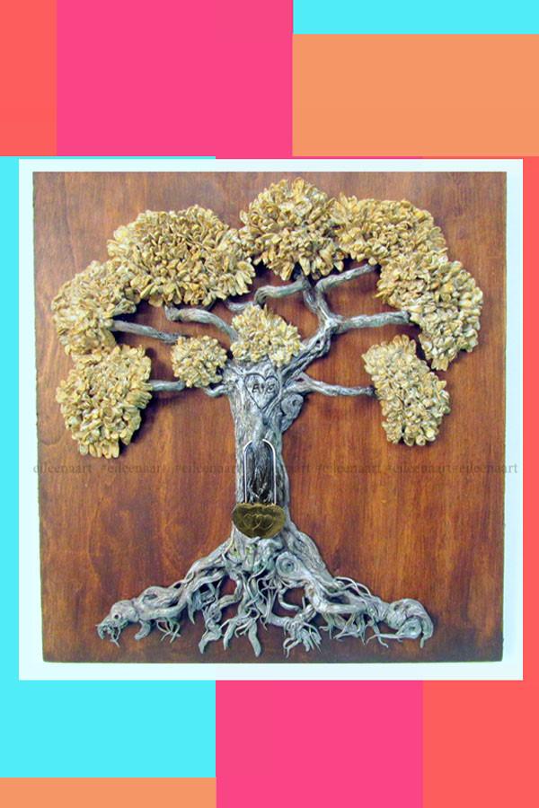love locks tree of life ceremony  by eileenaart