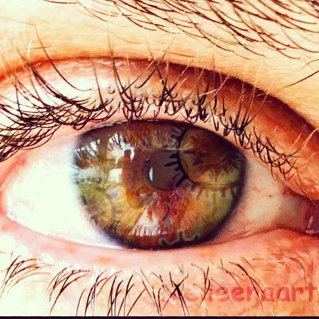 """Bohemian cell series """"eye of the bohemian"""" by eileenaart"""