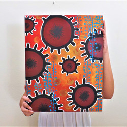 bohemians cell series eileen a art  painting