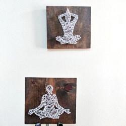 Yoga  poses wall art  Eileenaart_e_edited