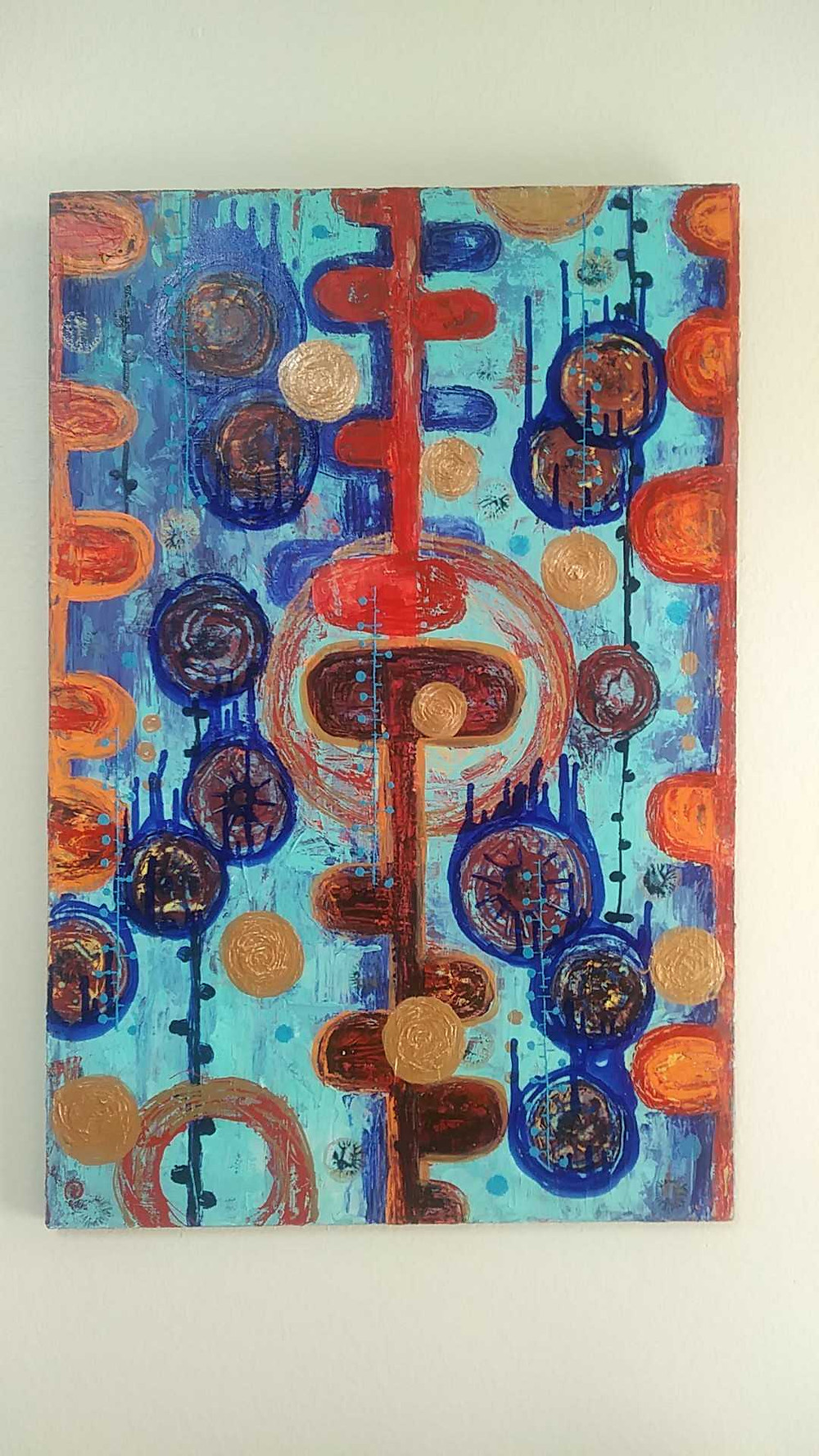 abstract by eileenaart